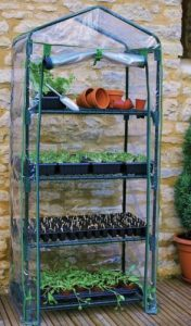 Gardman R687 4 Tier Mini Greenhouse