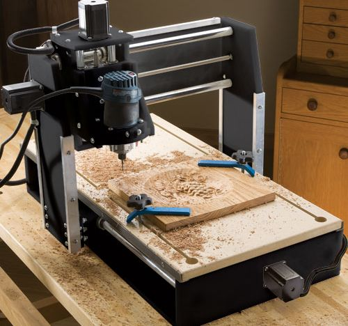 Diy Smart Saw Build Your Own Wood Cnc Router