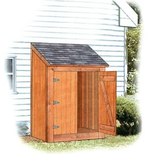 Wood Shed Outdoors Download From How To Build An Outdoor